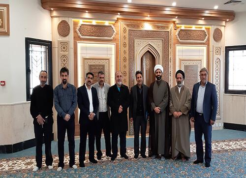 کد : 10056 ، نمازخانه دانشکده علوم تربیتی دانشگاه اصفهان