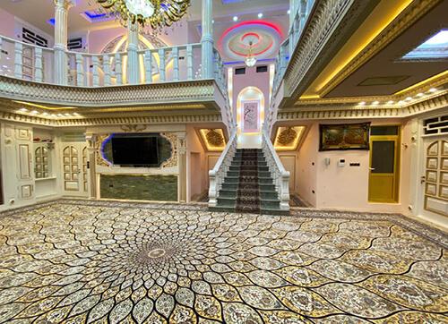 کد : 10062A ، منزل مسکونی (افغانستان)