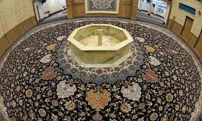 مزایای فرش قواره بزرگ و یکپارچه ماشینی