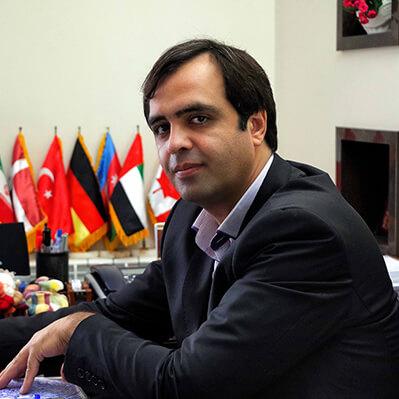 mohammad saeidpour biography