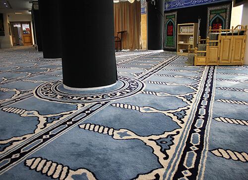 کد : 10012 ، مسجد وزارت نفت (تهران)