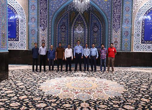 مسجد امام صادق - منطقه مسکونی نیروی هوایی ارتش (تهران)