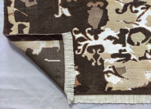 Code : W0033P4KC ، brown and cream