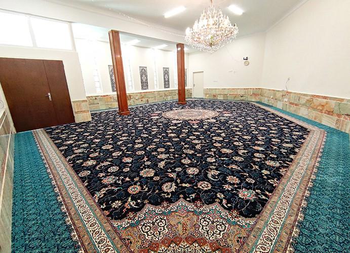 کد : 10084 ، نمازخانه ستاد بازسازی عتبات عالیات (تهران)