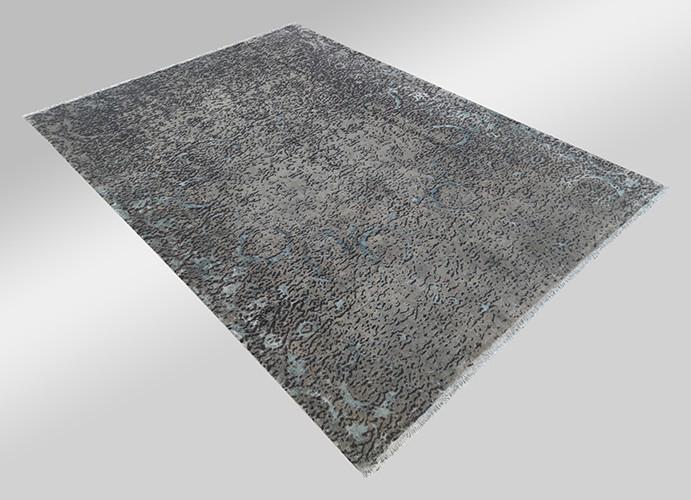 کد : W0091P18CT-TL ( کرم ، طوسی ) ، نقره ای هارمونیک