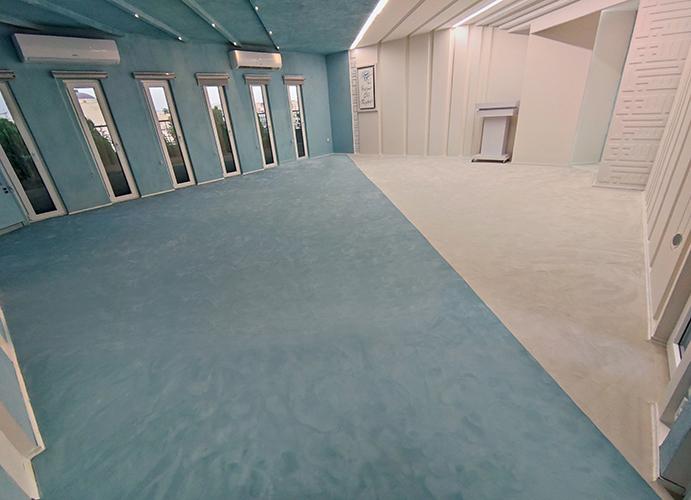 فرش یکپارچه کد : 10086 ، نمازخانه شرکت راهسازی ایران (تهران)
